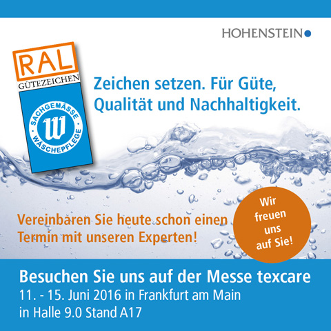 Hohenstein TEXCARE